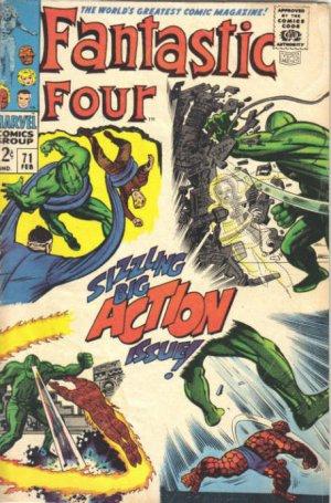 Fantastic Four # 71 Issues V1 (1961 - 1996)
