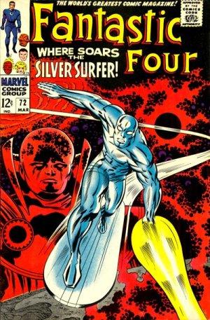Fantastic Four # 72 Issues V1 (1961 - 1996)