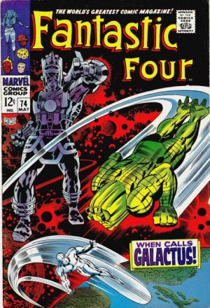 Fantastic Four # 74 Issues V1 (1961 - 1996)