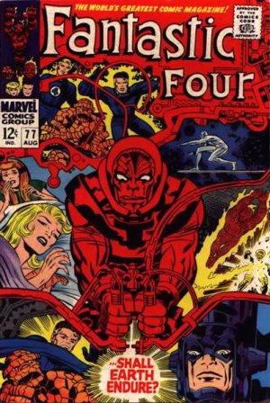 Fantastic Four # 77 Issues V1 (1961 - 1996)