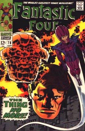 Fantastic Four # 78 Issues V1 (1961 - 1996)