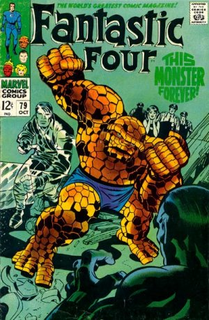 Fantastic Four # 79 Issues V1 (1961 - 1996)