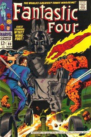 Fantastic Four # 80 Issues V1 (1961 - 1996)