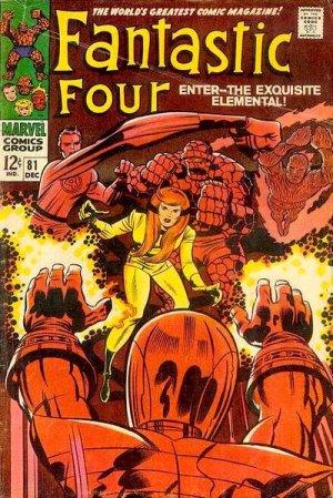 Fantastic Four # 81 Issues V1 (1961 - 1996)