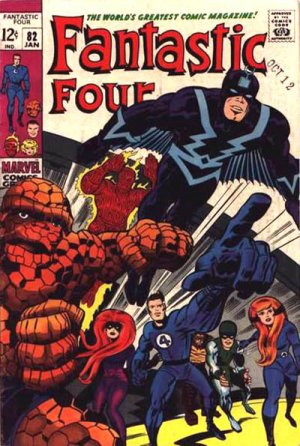 Fantastic Four # 82 Issues V1 (1961 - 1996)