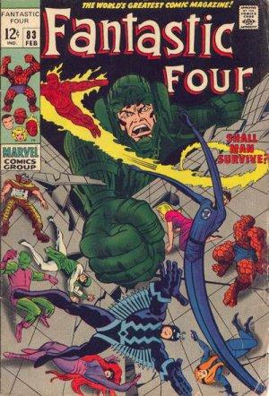 Fantastic Four # 83 Issues V1 (1961 - 1996)