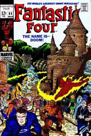 Fantastic Four # 84 Issues V1 (1961 - 1996)