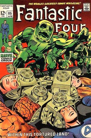Fantastic Four # 85 Issues V1 (1961 - 1996)