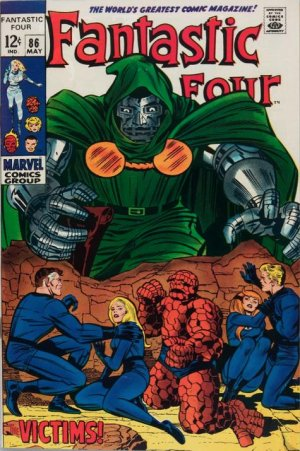 Fantastic Four # 86 Issues V1 (1961 - 1996)