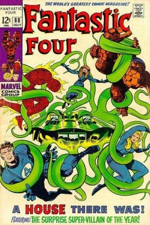Fantastic Four # 88 Issues V1 (1961 - 1996)