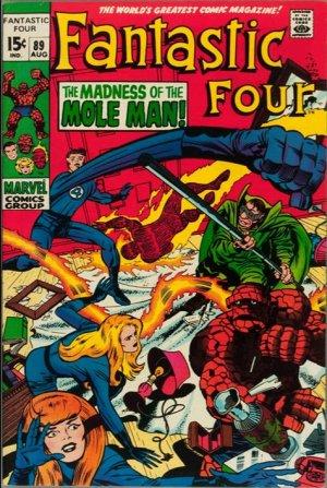 Fantastic Four # 89 Issues V1 (1961 - 1996)