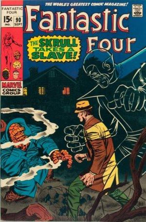 Fantastic Four # 90 Issues V1 (1961 - 1996)