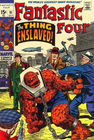Fantastic Four # 91 Issues V1 (1961 - 1996)