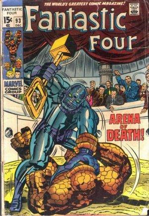 Fantastic Four # 93 Issues V1 (1961 - 1996)