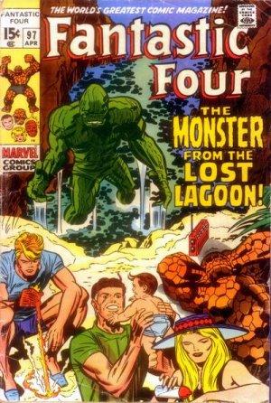 Fantastic Four # 97 Issues V1 (1961 - 1996)