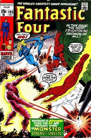 Fantastic Four # 105 Issues V1 (1961 - 1996)