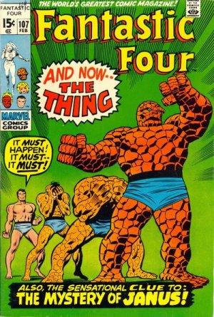 Fantastic Four # 107 Issues V1 (1961 - 1996)
