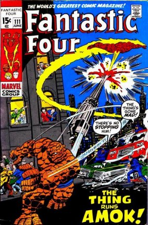 Fantastic Four # 111 Issues V1 (1961 - 1996)