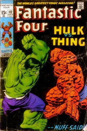Fantastic Four # 112 Issues V1 (1961 - 1996)