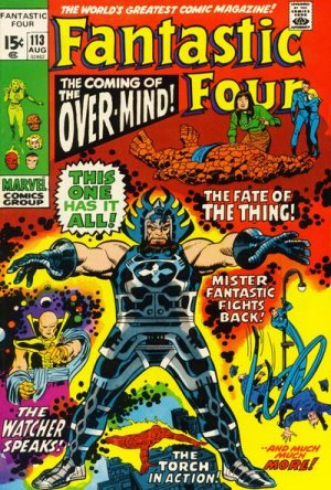Fantastic Four # 113 Issues V1 (1961 - 1996)