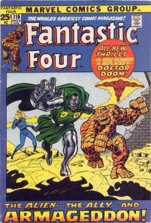 Fantastic Four # 116 Issues V1 (1961 - 1996)