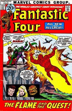 Fantastic Four # 117 Issues V1 (1961 - 1996)