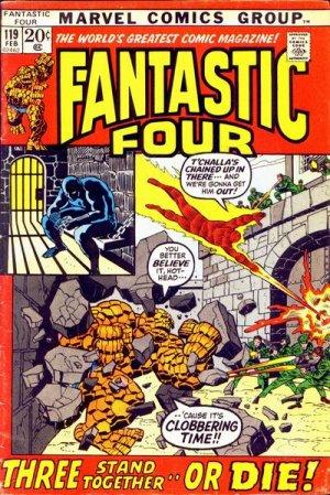 Fantastic Four # 119 Issues V1 (1961 - 1996)