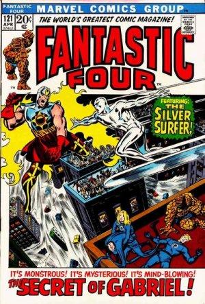 Fantastic Four # 121 Issues V1 (1961 - 1996)