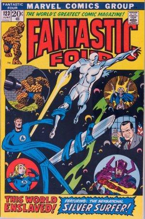 Fantastic Four # 123 Issues V1 (1961 - 1996)