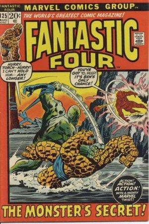 Fantastic Four T.125