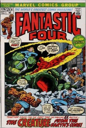 Fantastic Four # 126 Issues V1 (1961 - 1996)