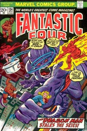 Fantastic Four # 134 Issues V1 (1961 - 1996)