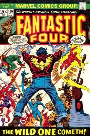 Fantastic Four # 136 Issues V1 (1961 - 1996)