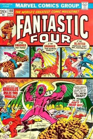 Fantastic Four # 140 Issues V1 (1961 - 1996)