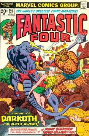 Fantastic Four # 142 Issues V1 (1961 - 1996)