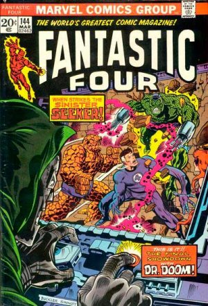 Fantastic Four # 144 Issues V1 (1961 - 1996)