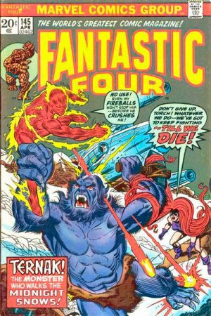 Fantastic Four # 145 Issues V1 (1961 - 1996)
