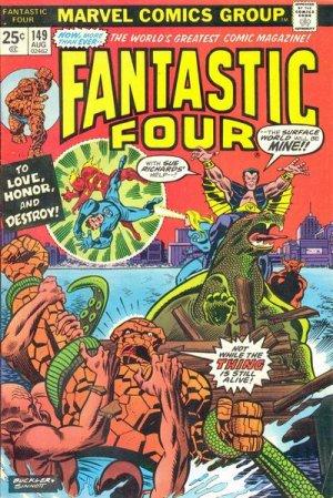 Fantastic Four # 149 Issues V1 (1961 - 1996)