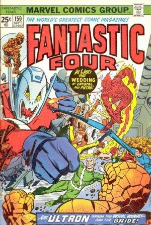 Fantastic Four # 150 Issues V1 (1961 - 1996)