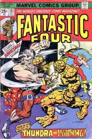 Fantastic Four # 151 Issues V1 (1961 - 1996)