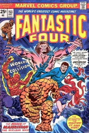 Fantastic Four # 153 Issues V1 (1961 - 1996)