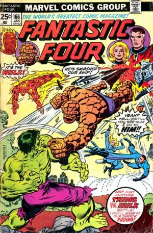 Fantastic Four # 166 Issues V1 (1961 - 1996)