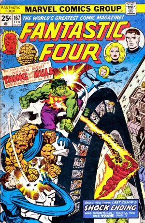 Fantastic Four # 167 Issues V1 (1961 - 1996)