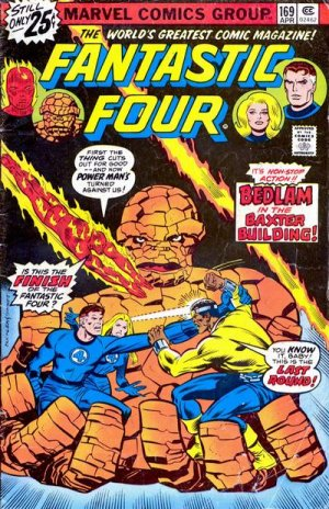 Fantastic Four # 169 Issues V1 (1961 - 1996)