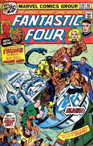 Fantastic Four # 170 Issues V1 (1961 - 1996)