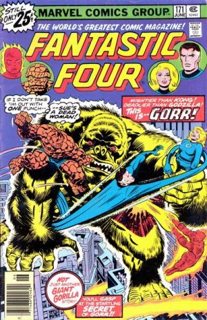 Fantastic Four # 171 Issues V1 (1961 - 1996)