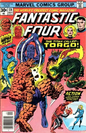Fantastic Four # 174 Issues V1 (1961 - 1996)