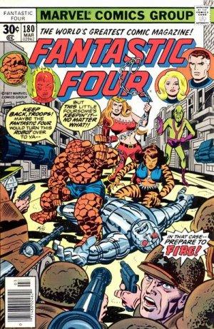 Fantastic Four # 180 Issues V1 (1961 - 1996)