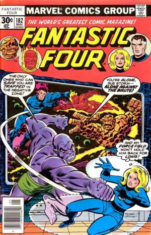 Fantastic Four # 182 Issues V1 (1961 - 1996)