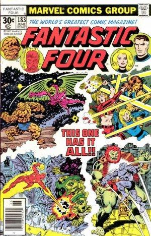 Fantastic Four # 183 Issues V1 (1961 - 1996)